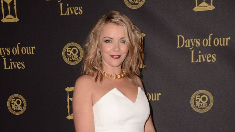Days of our Lives Christie Clark shares health update.