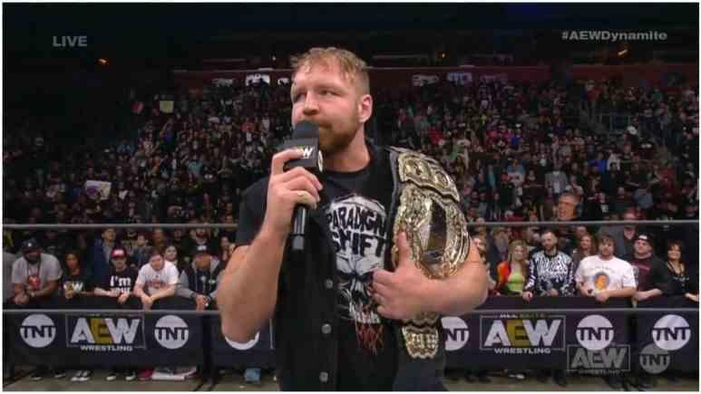 AEW Dynamite recap, review, grades: The Jon Moxley era begins in All Elite Wrestling