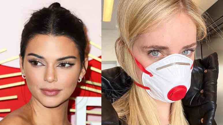 kendall jenner called out by chiara ferragni