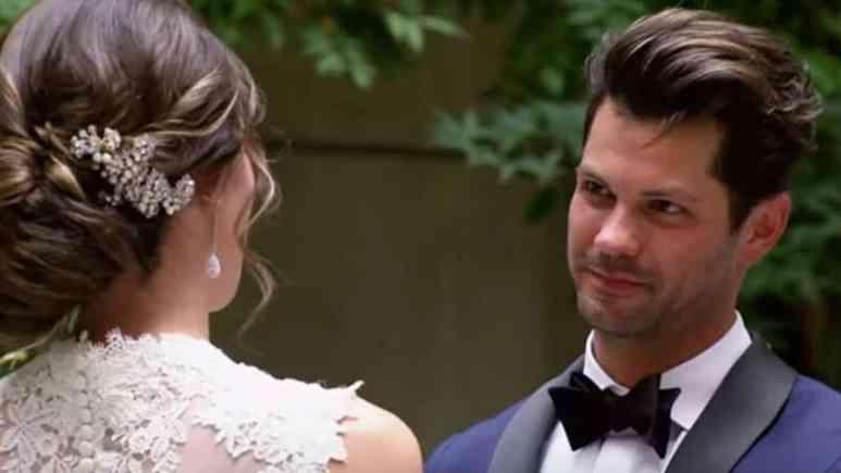 MAFS: Mindy and Zach: Wedding Day