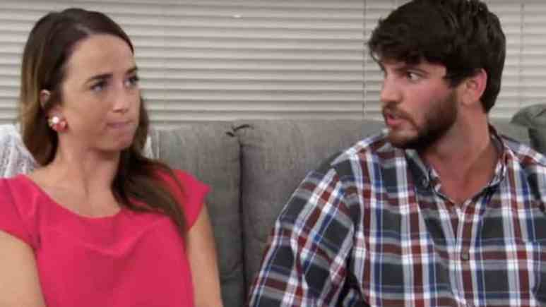 Married at First Sight: Katie and Derek