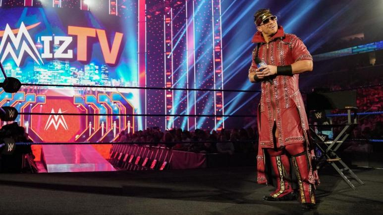 The Miz has a lot of heat backstage in WWE after showing up at Performance Center sick