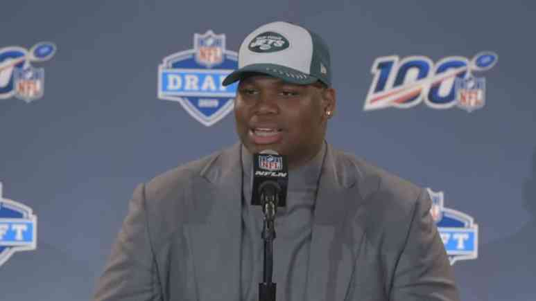 New York Jets Quinnen Williams