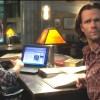 Dean (Jensen Ackles) and Sam (Jared Padalecki) in Supernatural