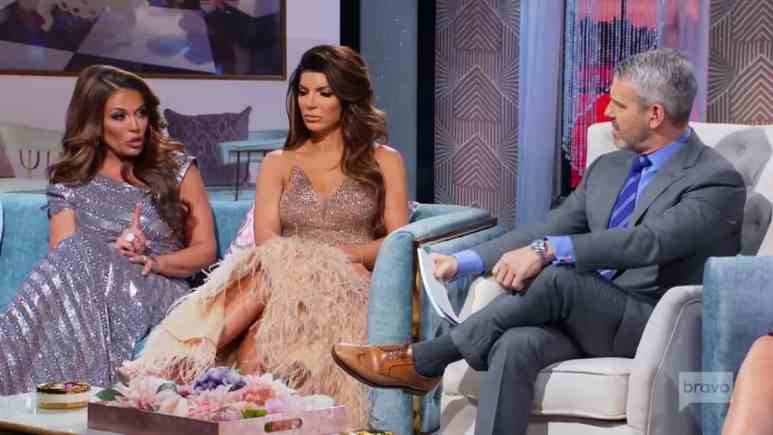 Andy Cohen probes Jennifer about her sex life