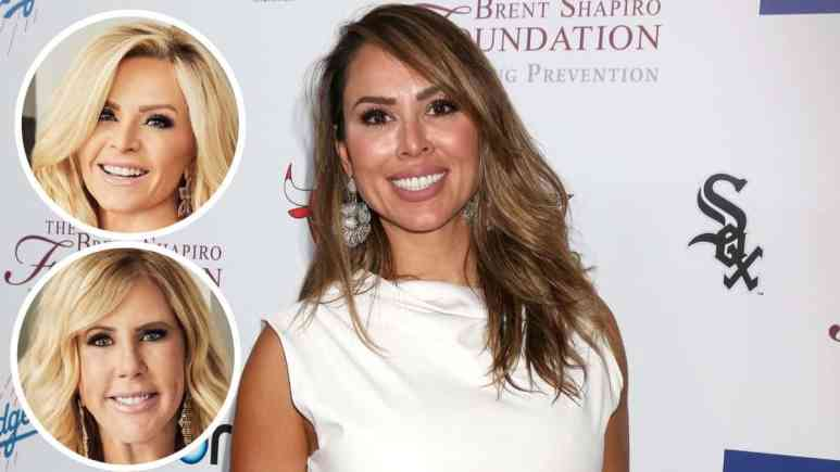 Kelly Dodd reacts to her former costars getting a new show
