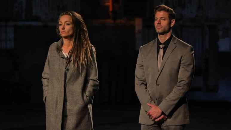 Brock and Christina are the final 2 contestants on Spy Games