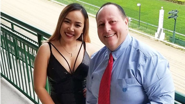 90 Day Fiance star David Toborowsky is worried for his wife Annie's safety.
