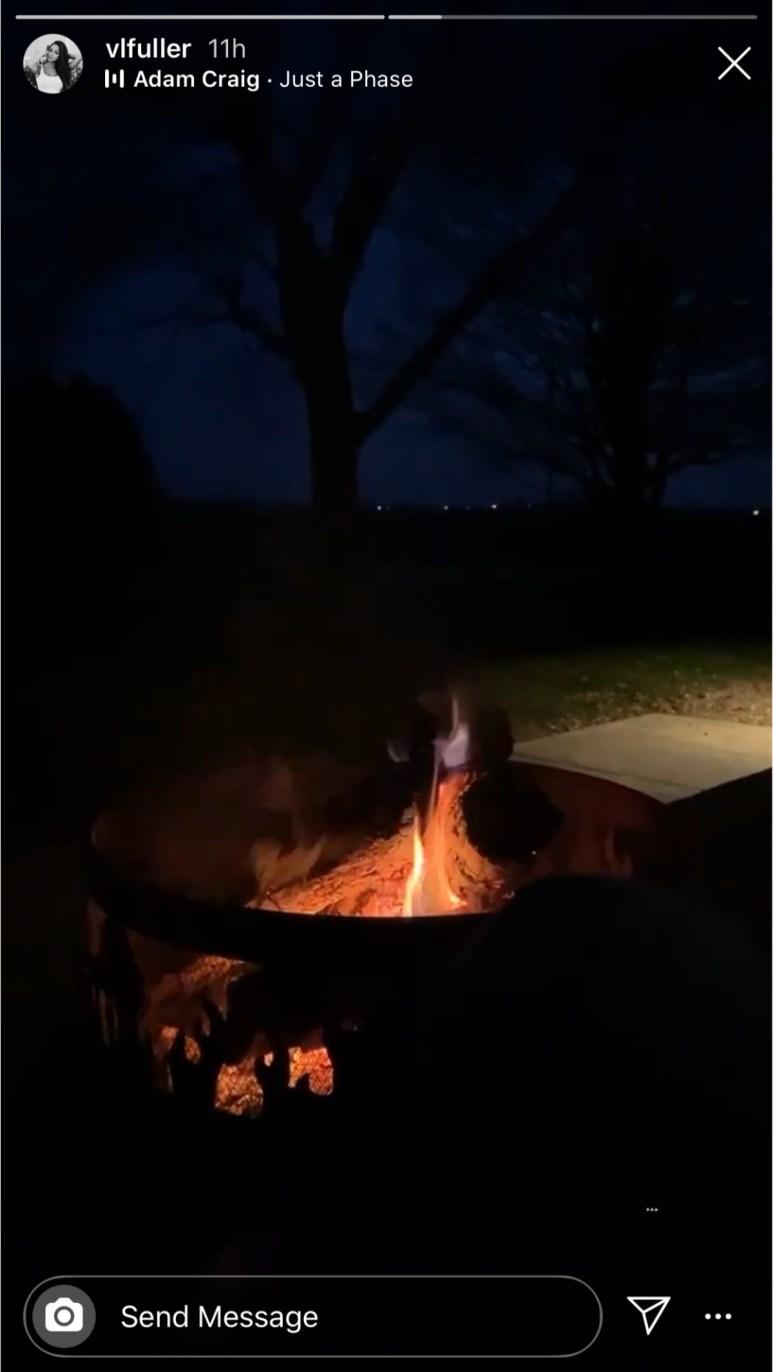 Fuller fire