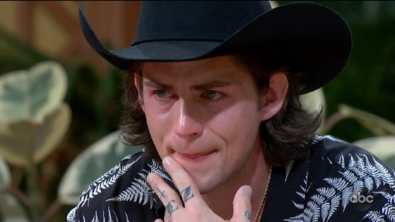 Idol 2020 Dillon James is tearful and happy