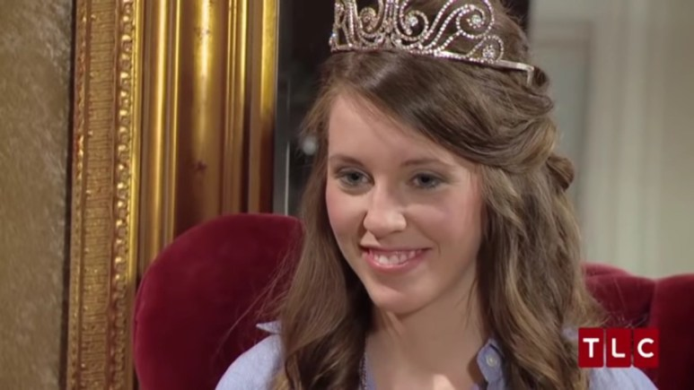 Jill Duggar on 19 Kids and Counting.