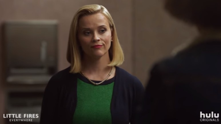 Reese Witherspoon on Little Fires
