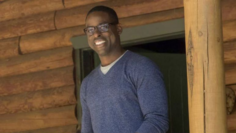 Sterling K. Brown gets dance moves from his young This Is Us costar.