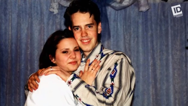 Family photo of Susan and Josh Powell