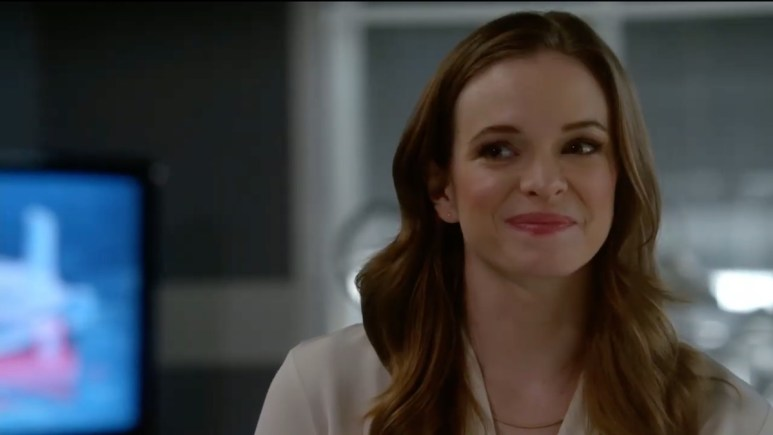 Danielle Panabaker as Caitlin Snow on The Flash. Pic credit: The CW
