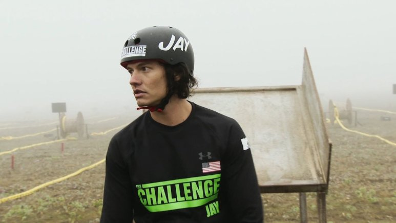 Jay Starrett on The Challenge: Total Madness