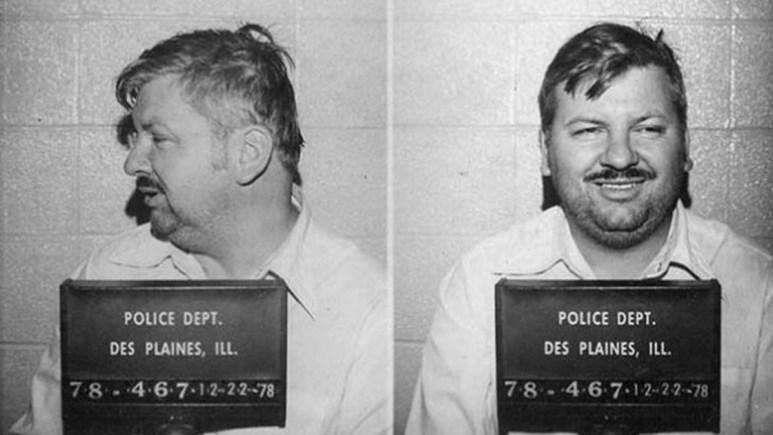 Mugshot of John Wayne Gacy
