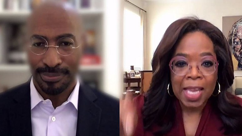 Van Jones, Oprah