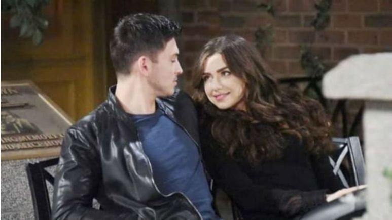 Ben and Ciara make it official on Days of our Lives.