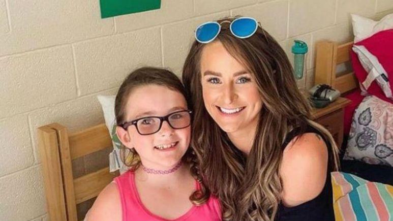 Teen Mom 2 star Leah is defending her daughter Ali against online trolls.