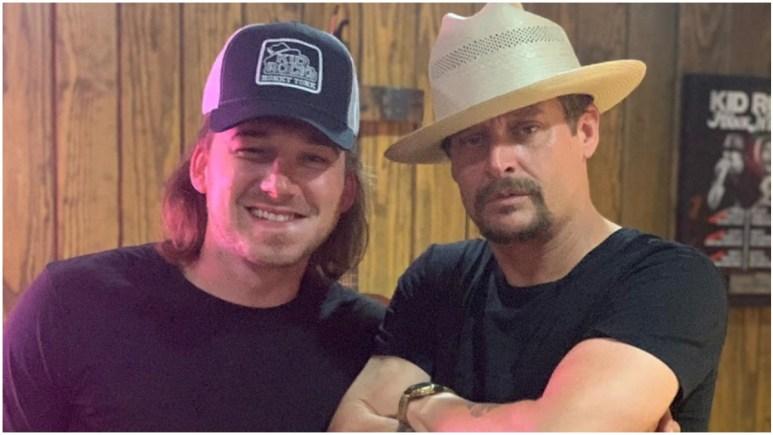 Morgan Wallen arrest in Nashville led to meeting Kid Rock