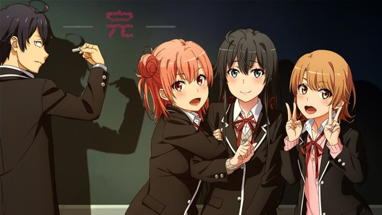 My Teen Romantic Comedy SNAFU Season 3 anime artwork