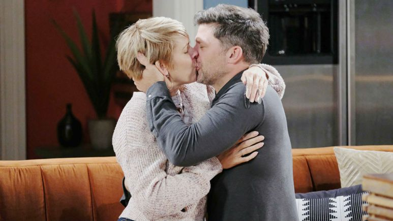 Love Is in the air on Days of our Lives.