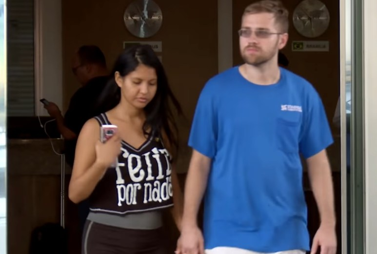 Paul and Karine on 90 Day Fiance Before the 90 Days