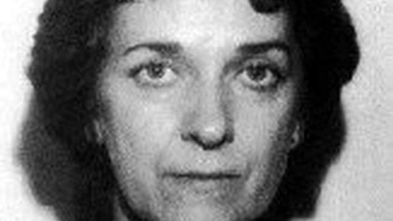 Mugshot of Marie Hilley