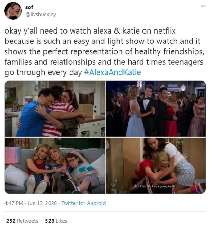Fans are sobbing because Alexie & Katie has been canceled on Twitter
