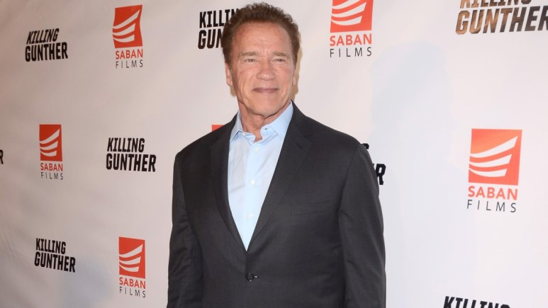 Arnold Schwarzenegger Red Carpet