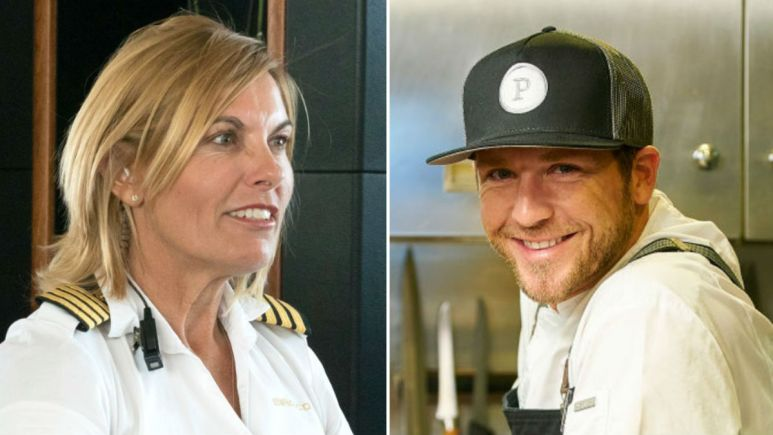 Captain Sandy Yawn shares thoughts on Adam Glick's cooking on Below Deck Sailing Yacht.