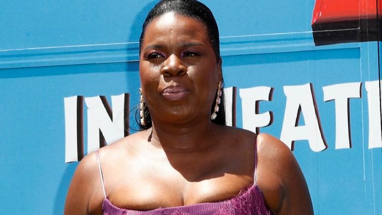 Leslie Jones, Ghostbusters star