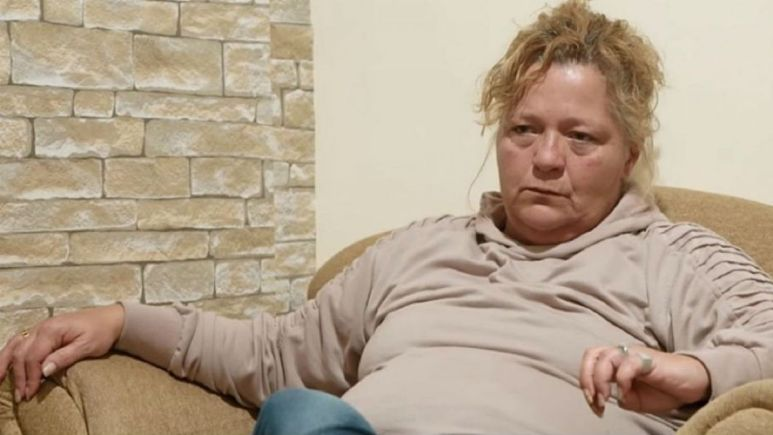 90 Day Fiance fans spot Lisa Hamme out and she gets frightened.