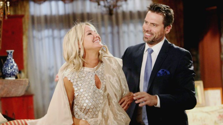 Romance week is The Young and the Restless new theme week,