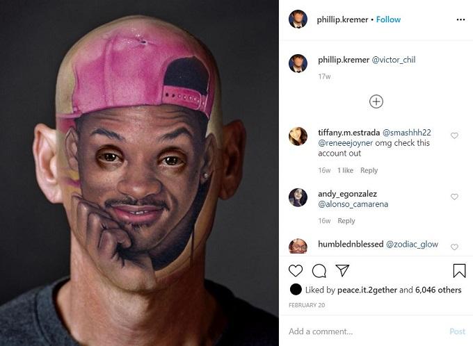 Phillip Kremer on Instagram