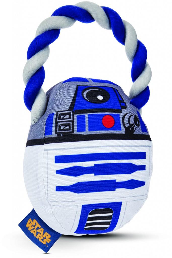 R2D2 dog toy