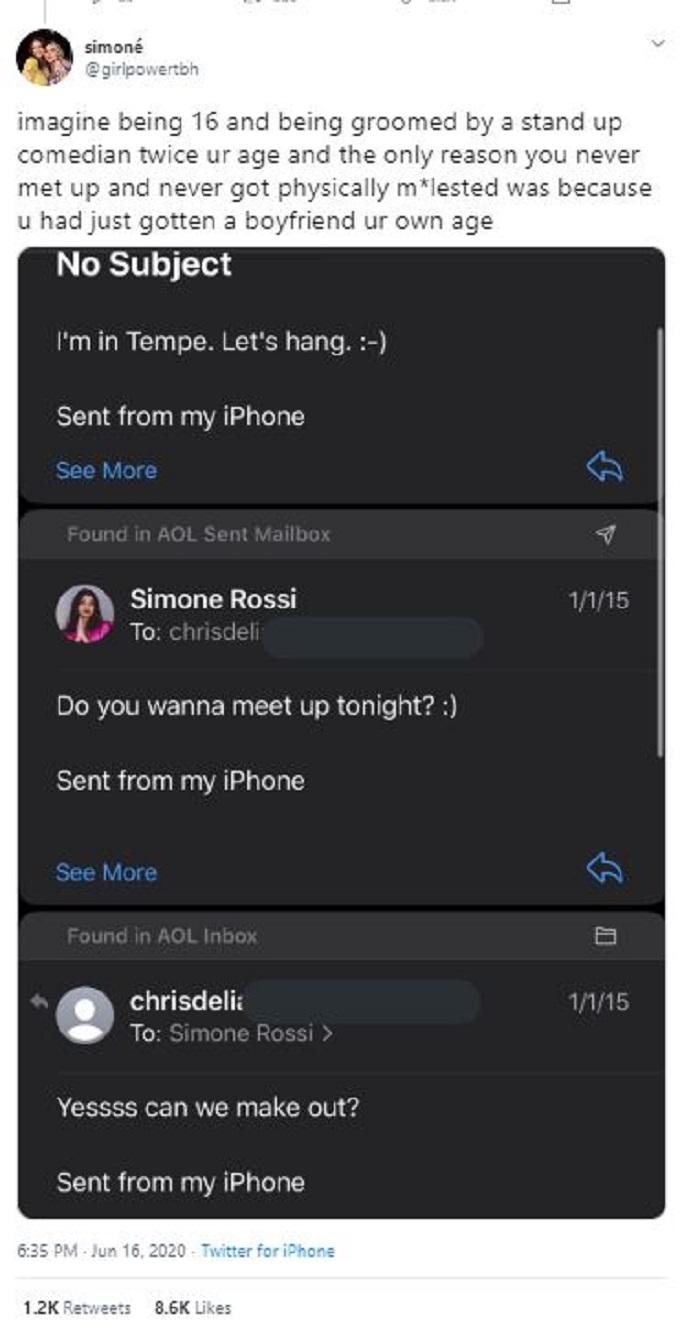 Simone Rossi on Twitter