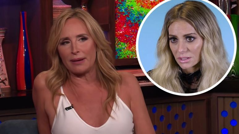 Sonja Morgan acts like she doesn't know who Dorit Kemsley is
