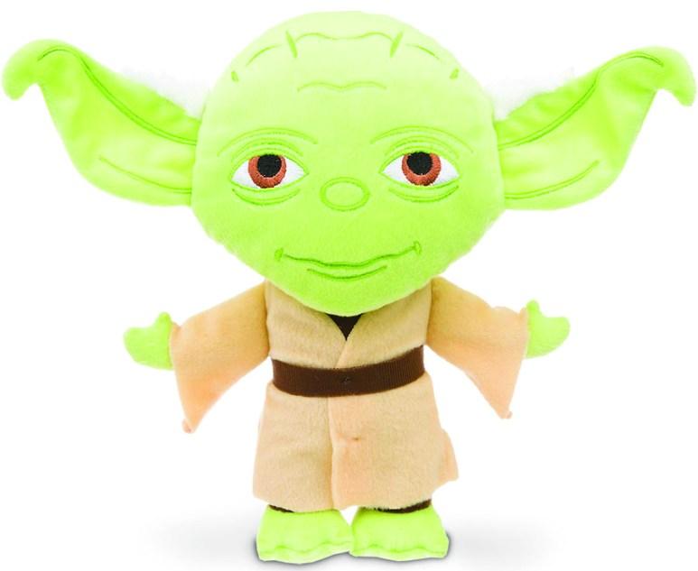 Yoda dog toy