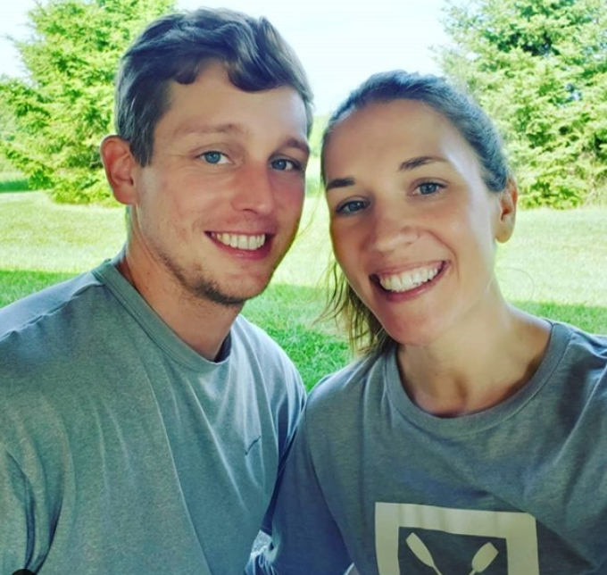Jessica Studer and Austin Hurd from Married at First Sight Season 10