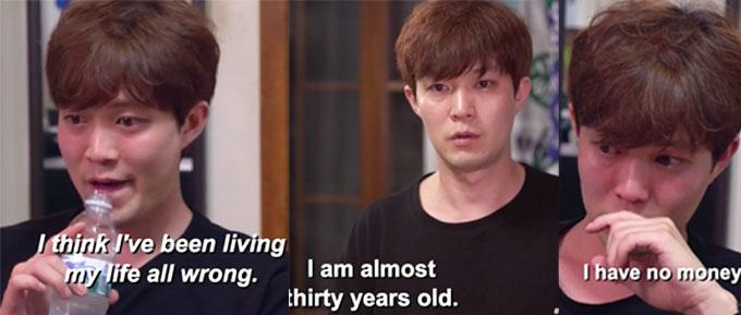90 day fiance's Jihoon saying he feels like a loser