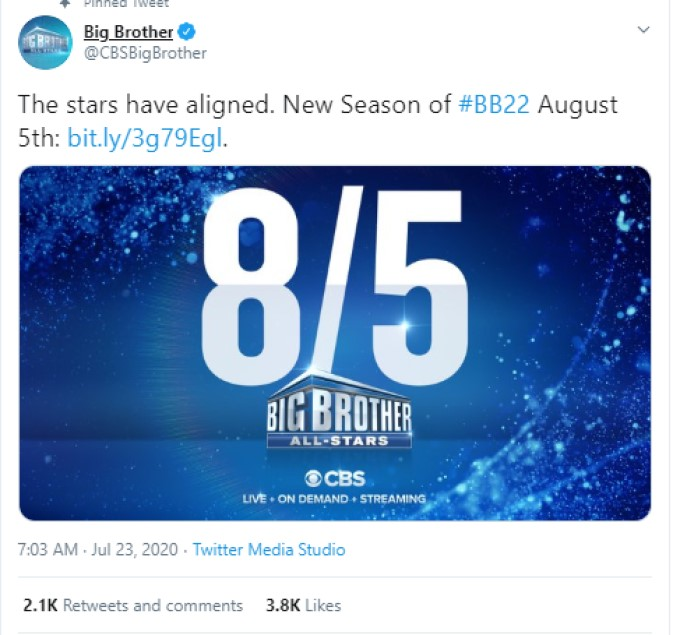 Big Brother Day