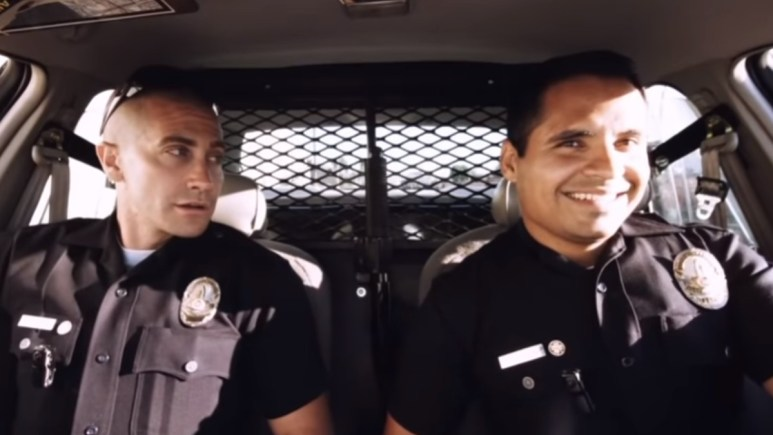 A scene from End of Watch