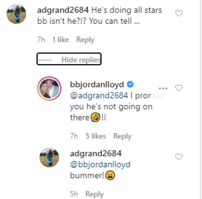 Jordan About Jeff