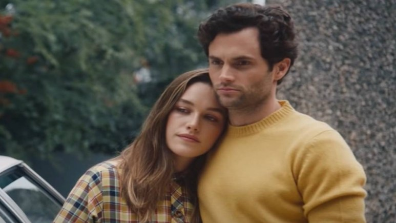 Victoria Pedretti and Penn Badgley are set to return in You