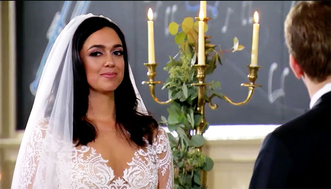 Married at First Sight couple Christina and Henry getting married