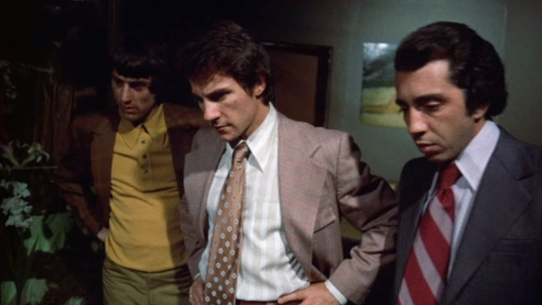 Scene from Mean Streets