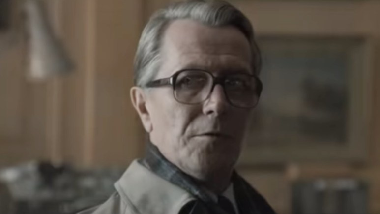 A scene from Tinker, Tailor, Soldier, Spy