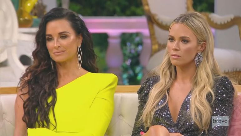 Are Kyle and Teddi getting fired from RHOBH?